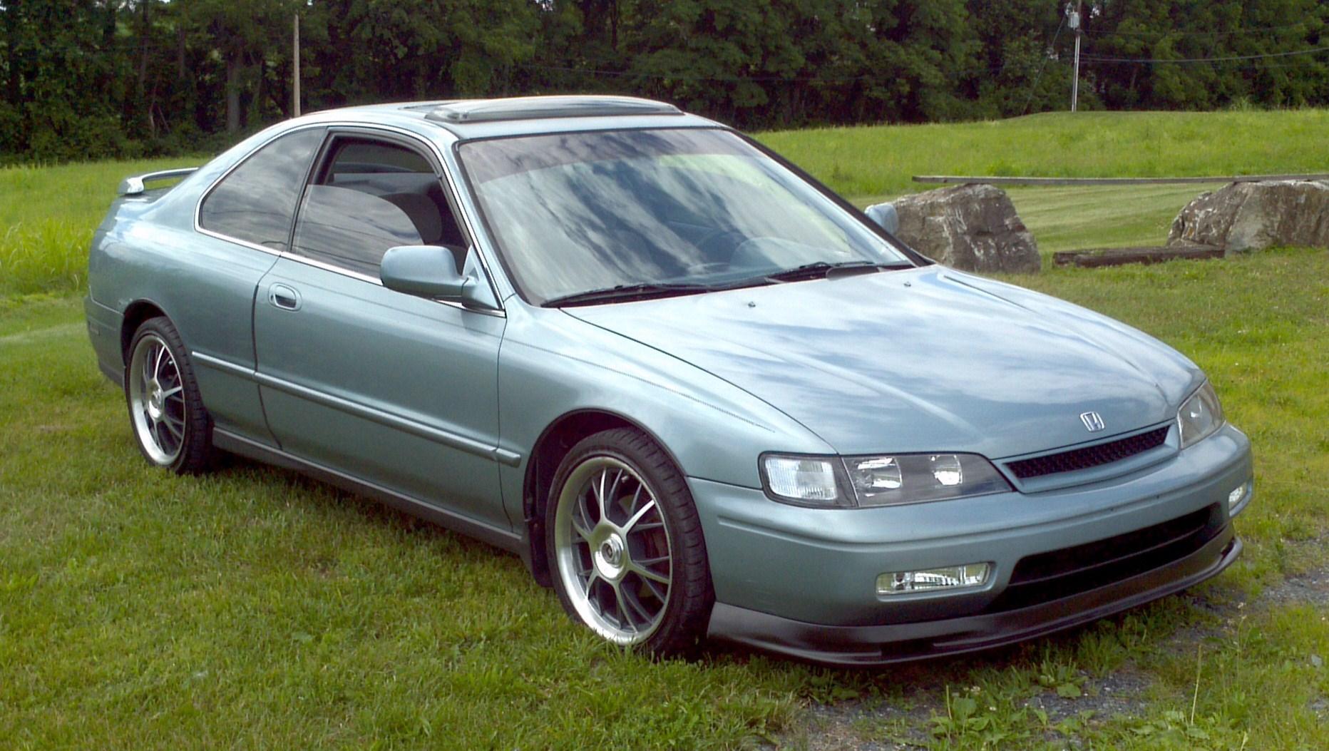 1995 honda accord ex v6