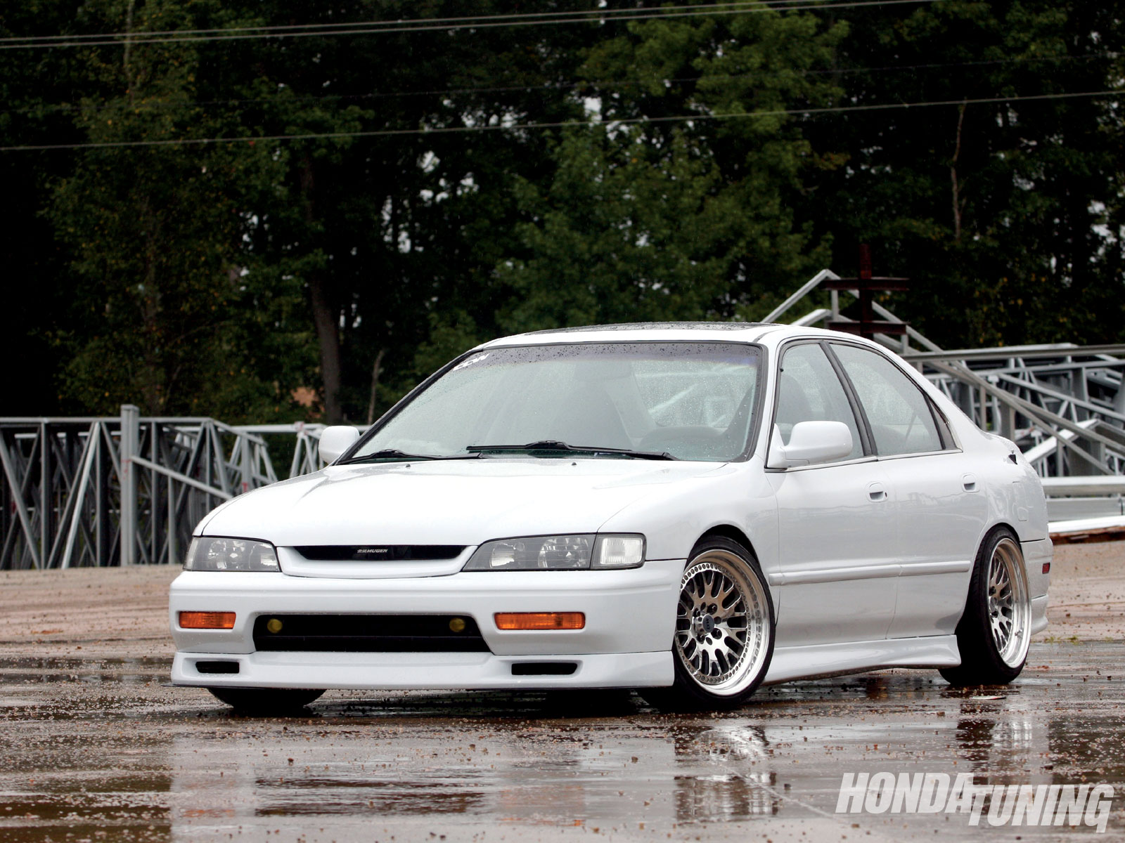 1995 honda accord information and photos zombiedrive. Black Bedroom Furniture Sets. Home Design Ideas