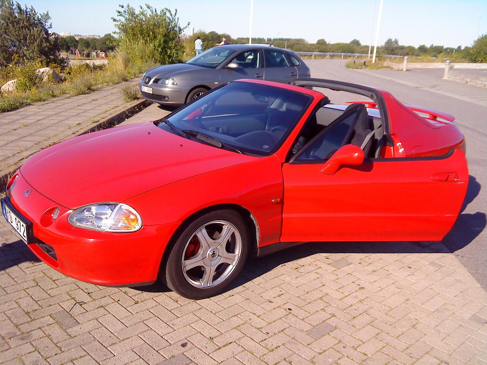 Good 1995 Honda Civic Del Sol #1 Honda Civic Del Sol #1