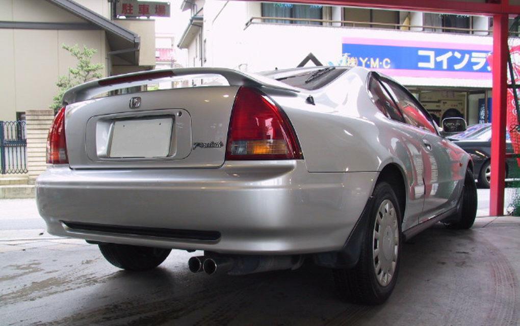1995 Honda Prelude Image 4