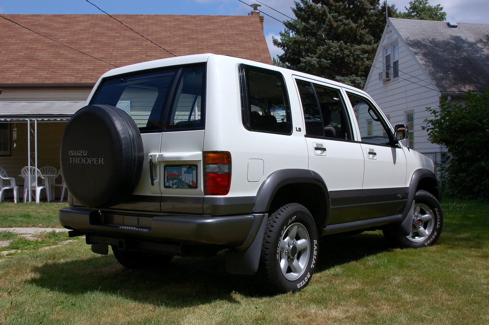 Isuzu Trooper #10