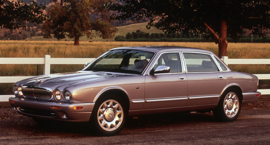 Jaguar XJ-Series #8