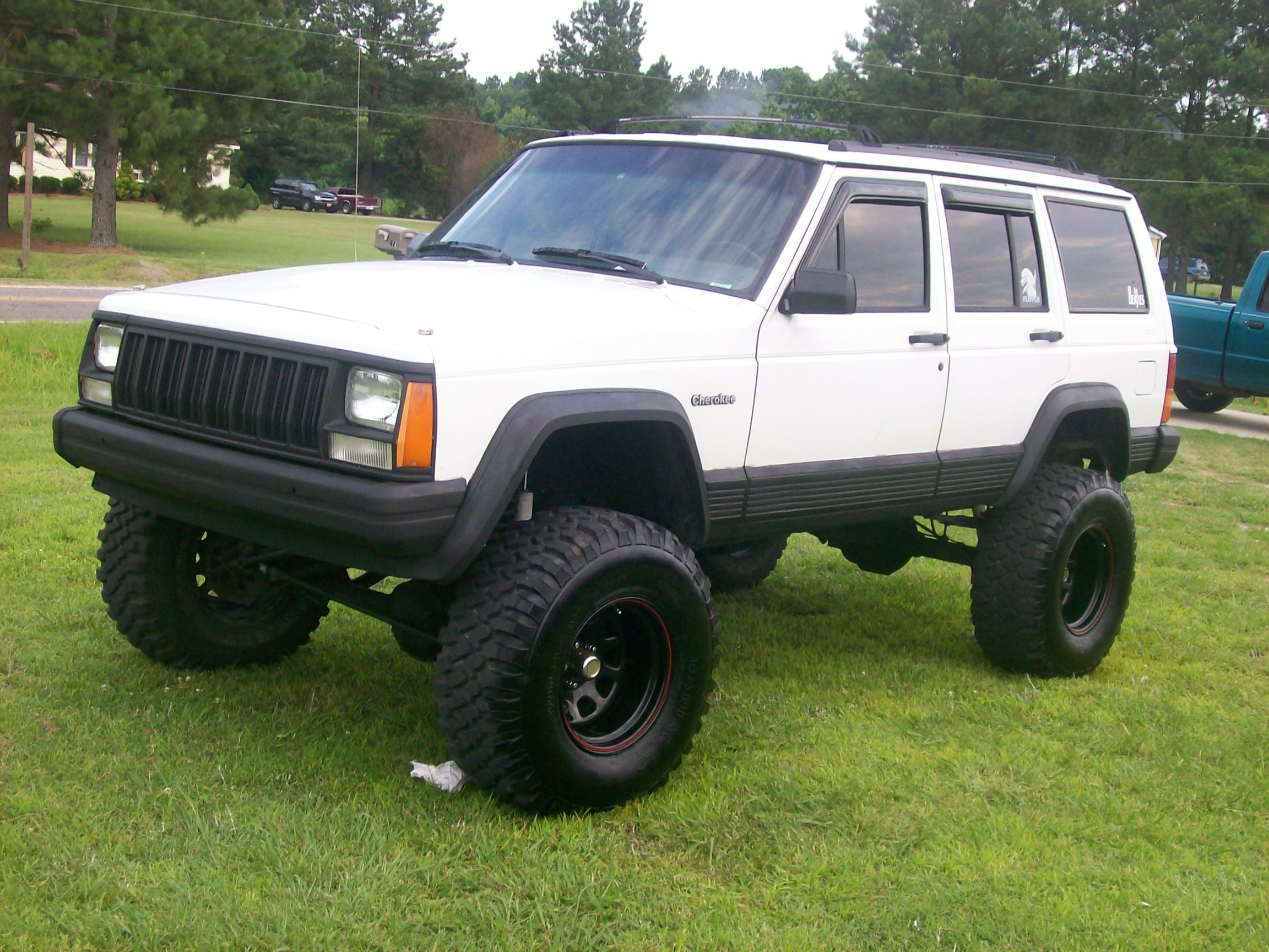 1995 Jeep Cherokee Information And Photos Zombiedrive
