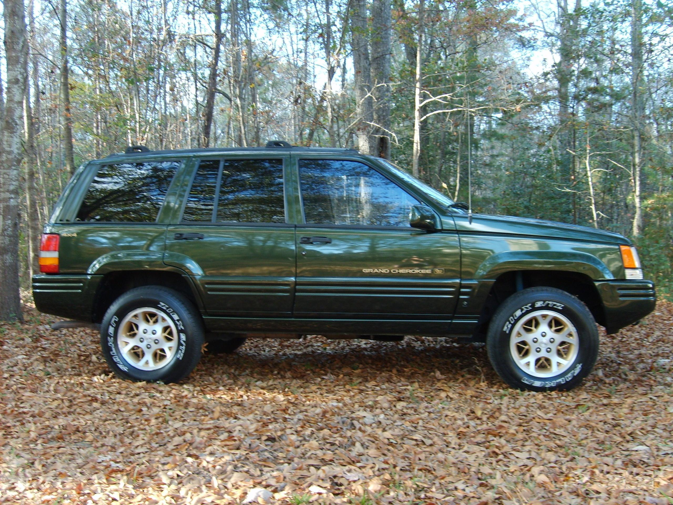 1995 JEEP GRAND CHEROKEE   Image #15