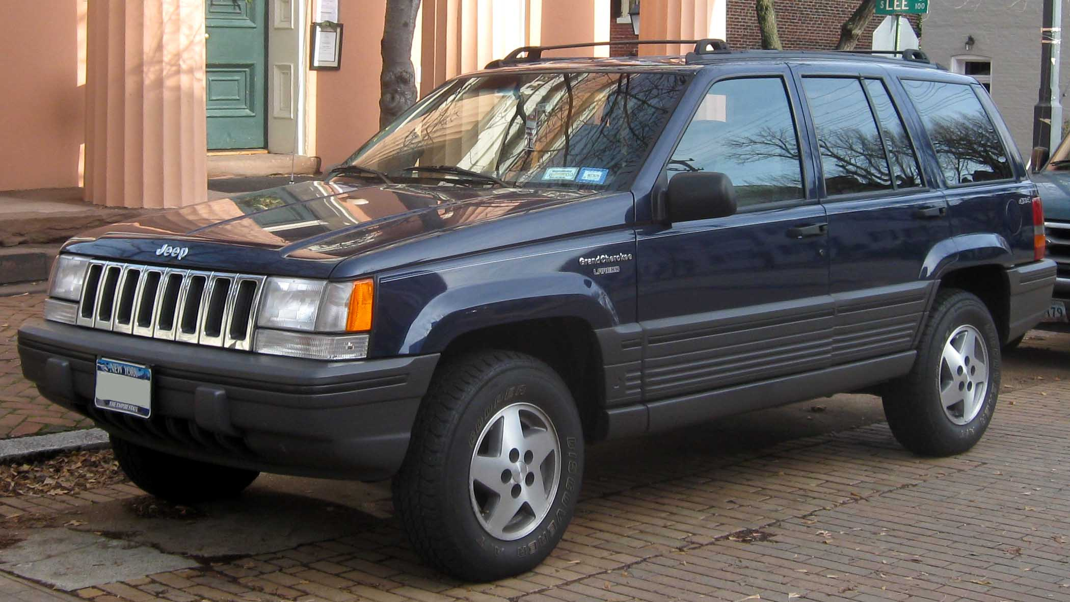 1995 JEEP GRAND CHEROKEE   Image #6