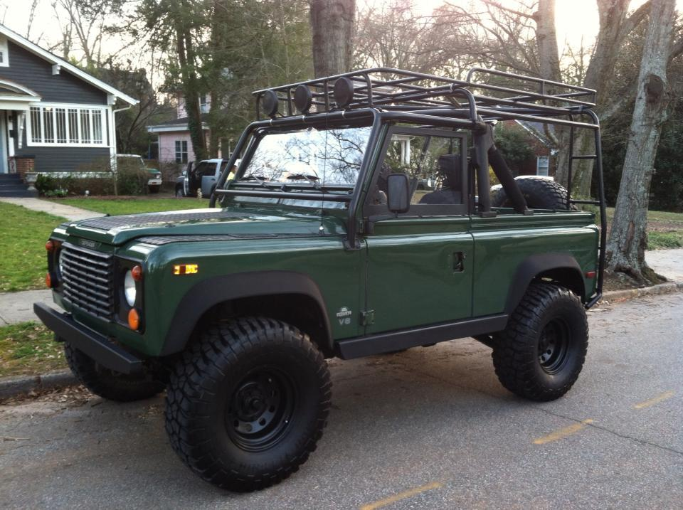 Land Rover Defender #2