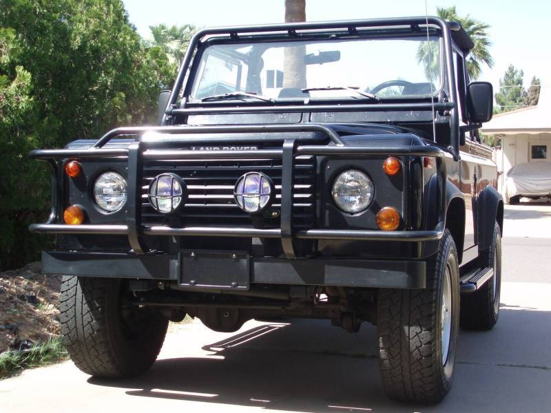 Land Rover Defender #6