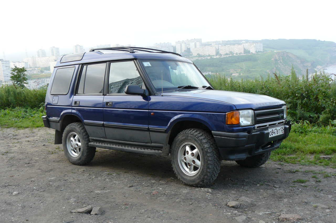 1995 Land Rover Discovery Image 7