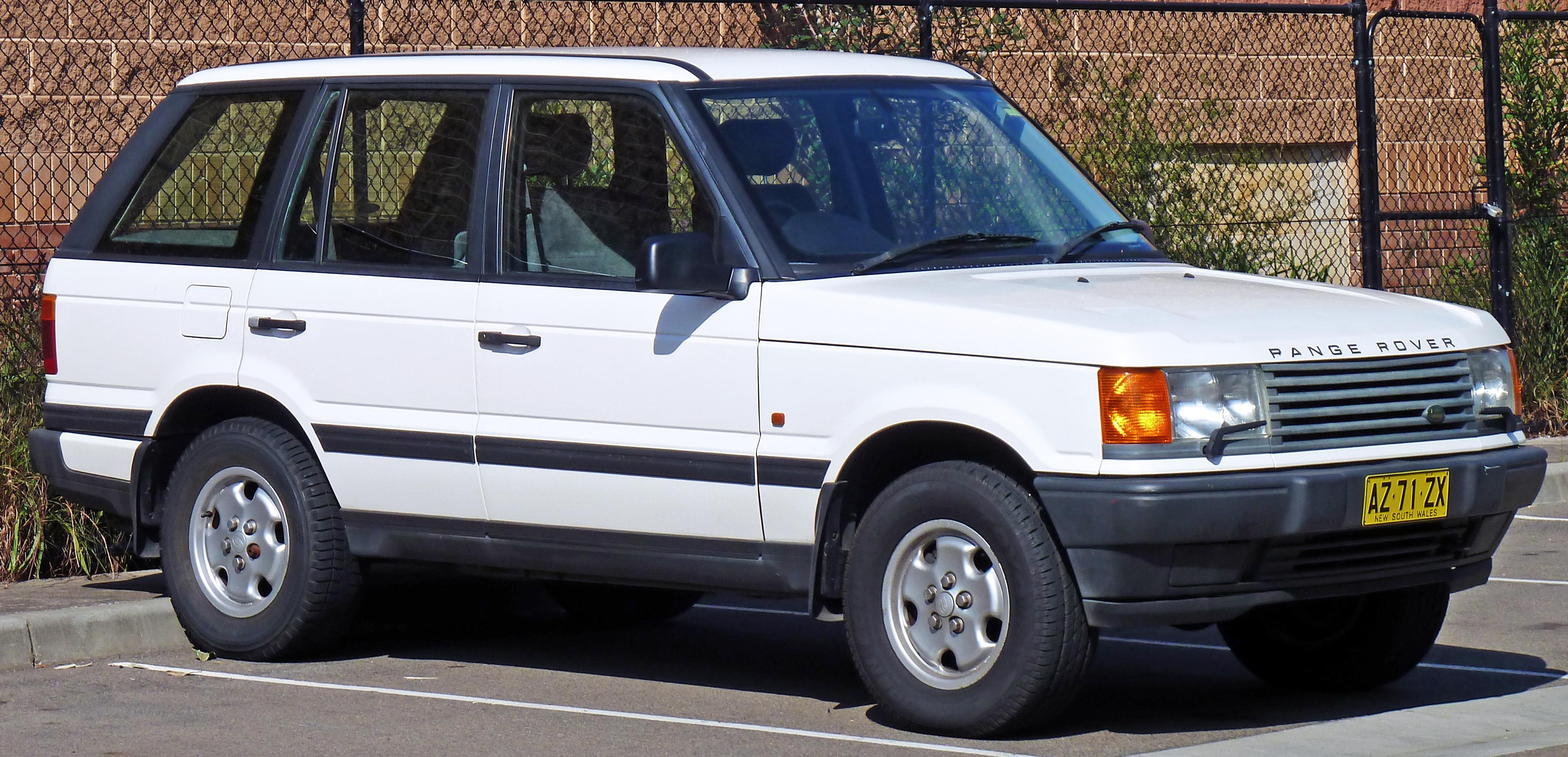 ... Land Rover Range Rover #9