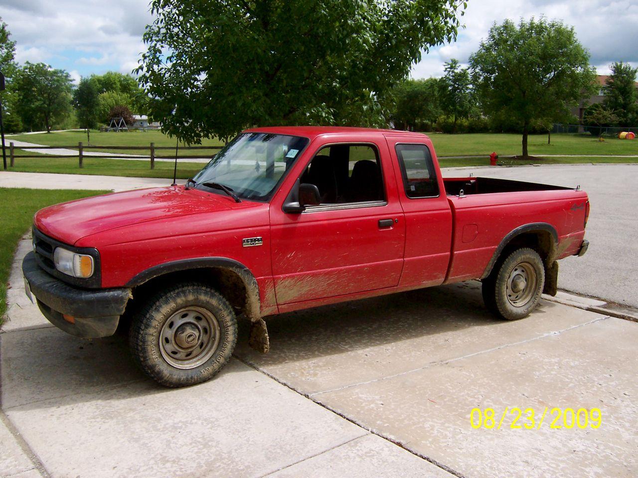 1995 mazda b series pickup 2 mazda b series pickup 2
