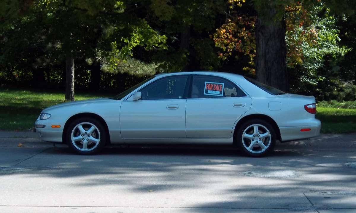 1995 Mazda Millenia - Information and photos - ZombieDrive