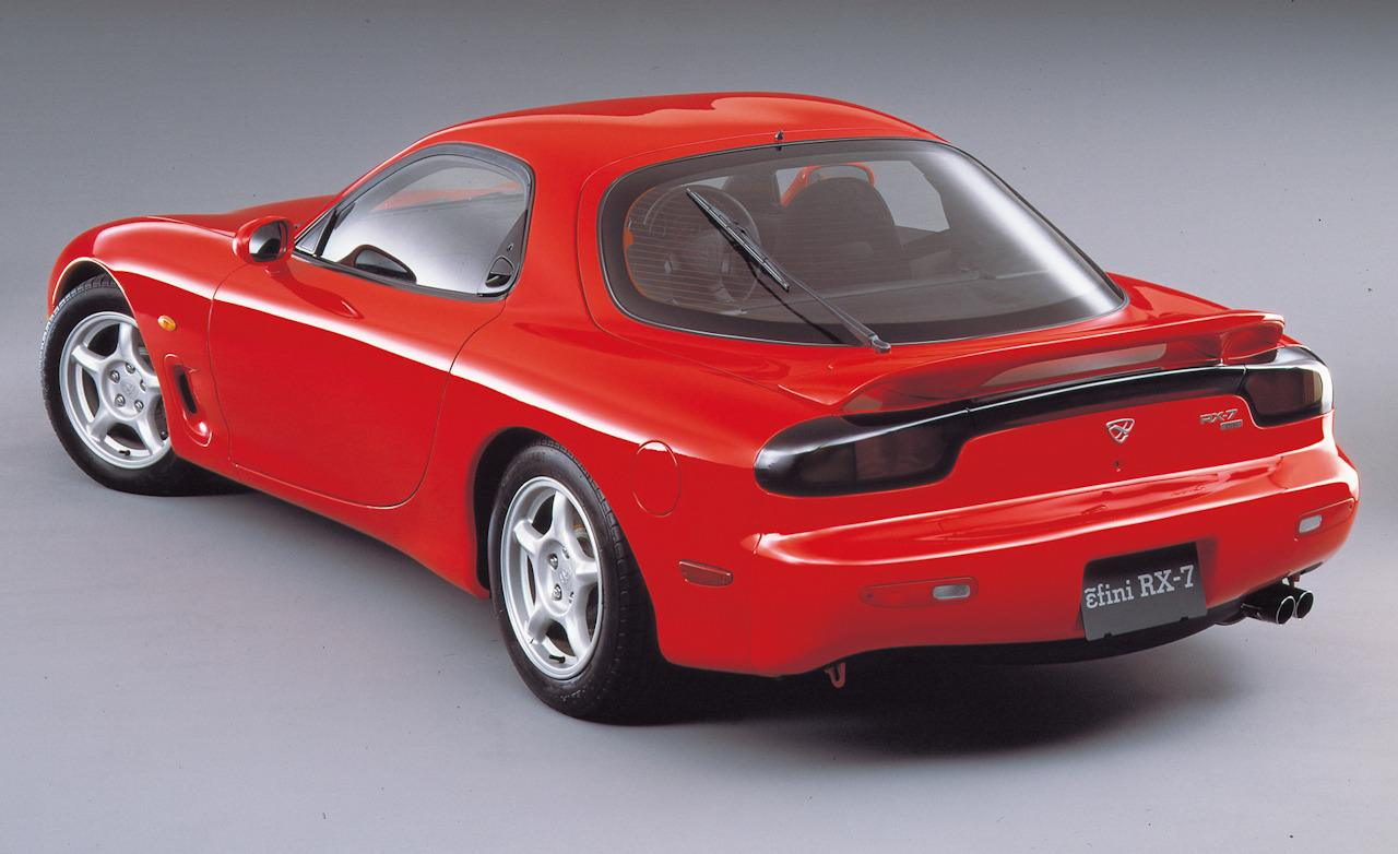 1995 mazda rx-7 - information and photos - zombiedrive