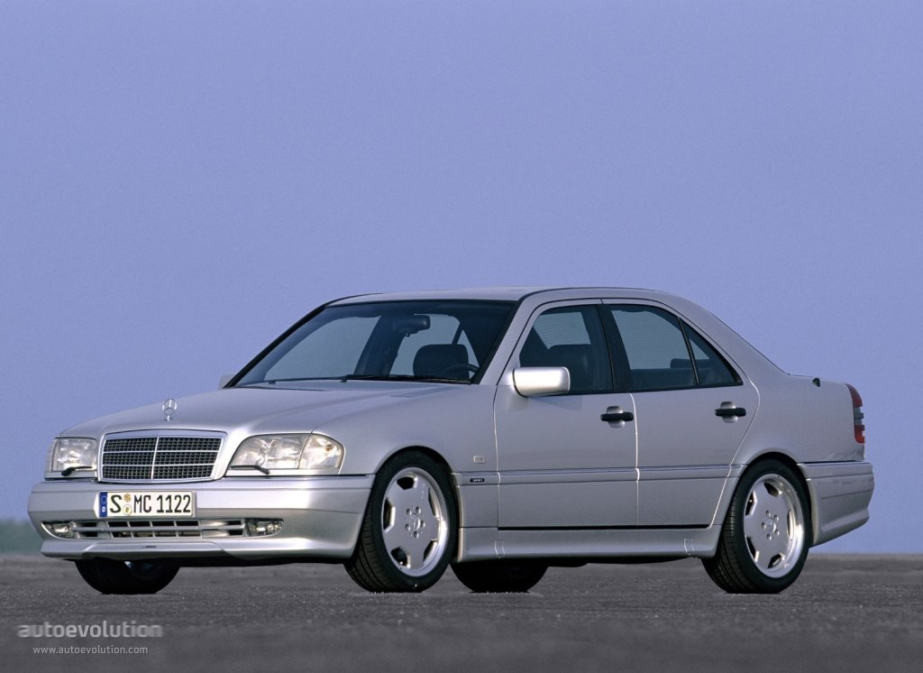 1995 mercedes benz c36 amg information and photos for 1995 mercedes benz
