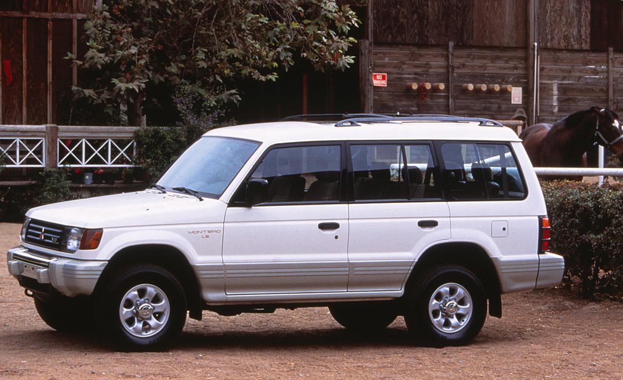 1995 mitsubishi montero 11 mitsubishi montero 11