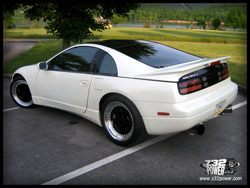 1995 Nissan 300zx Image 3