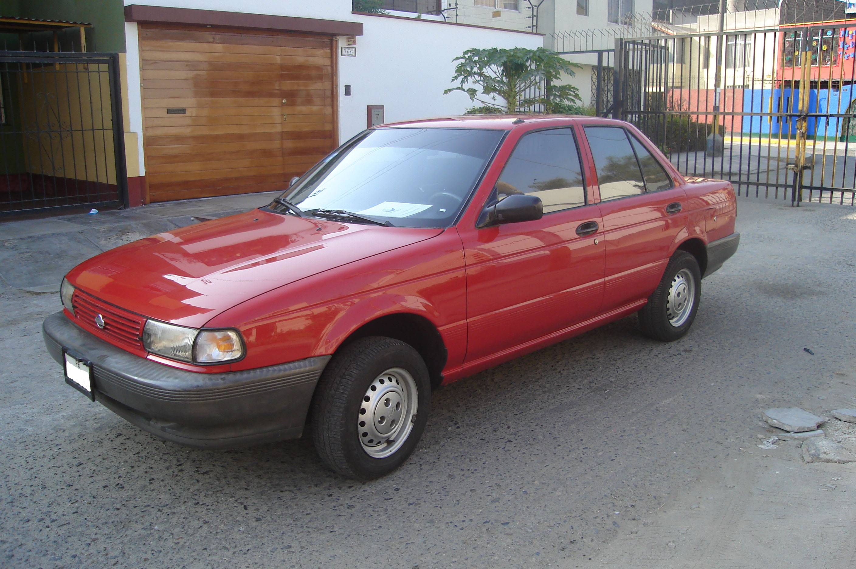1995 Nissan Sentra Image 12