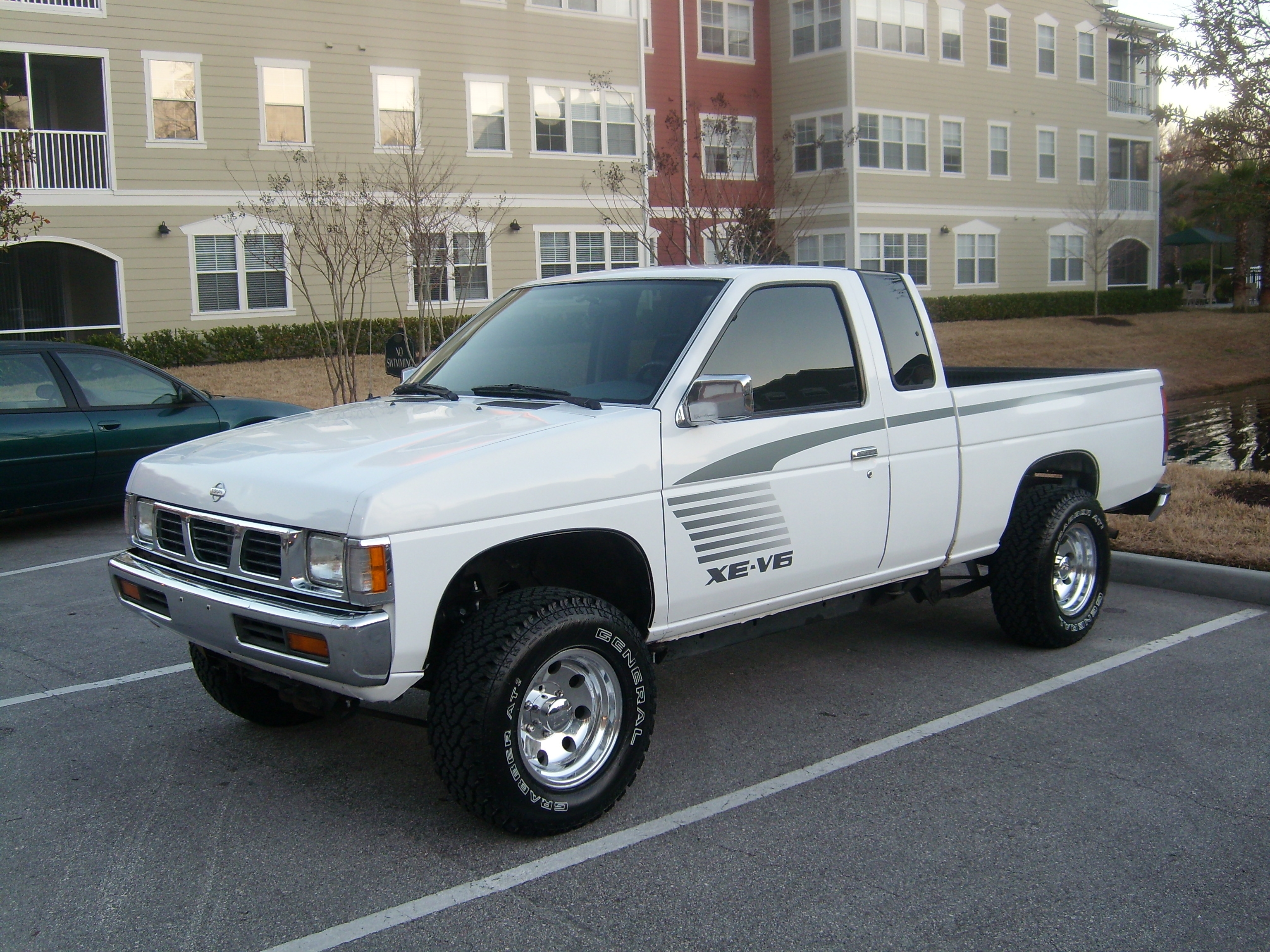 nissan x lifted hardbody nissan pickup us 1995 nissan truck information and photos zombiedrive