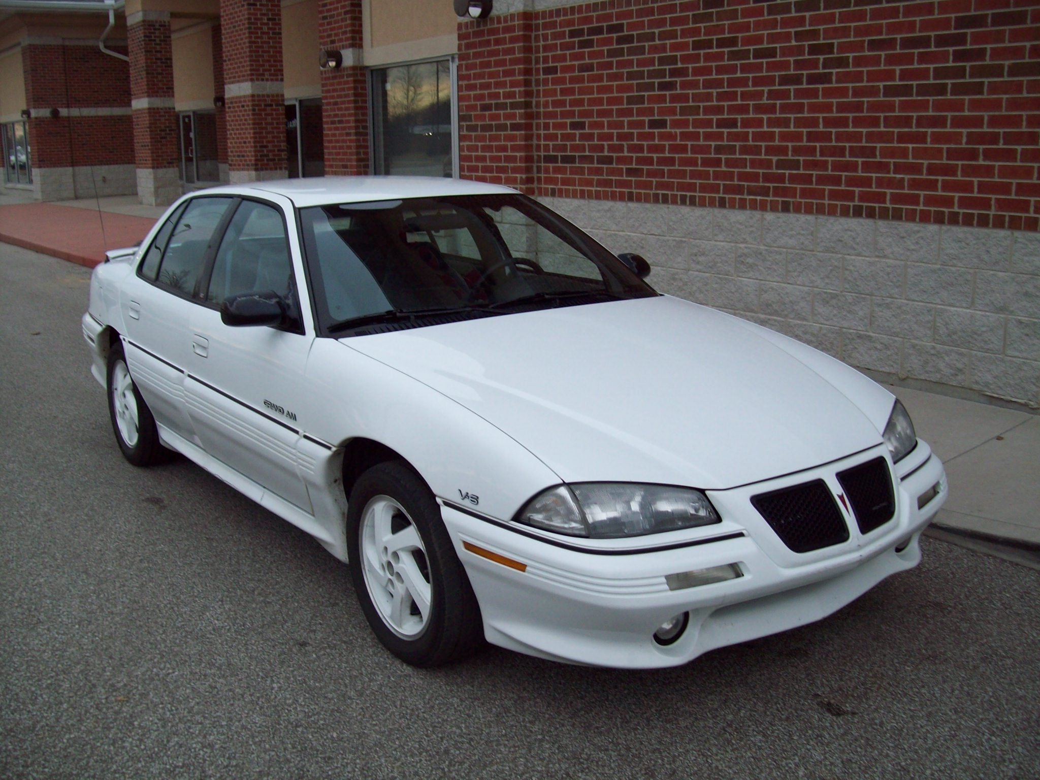 Pontiac Grand Am #2