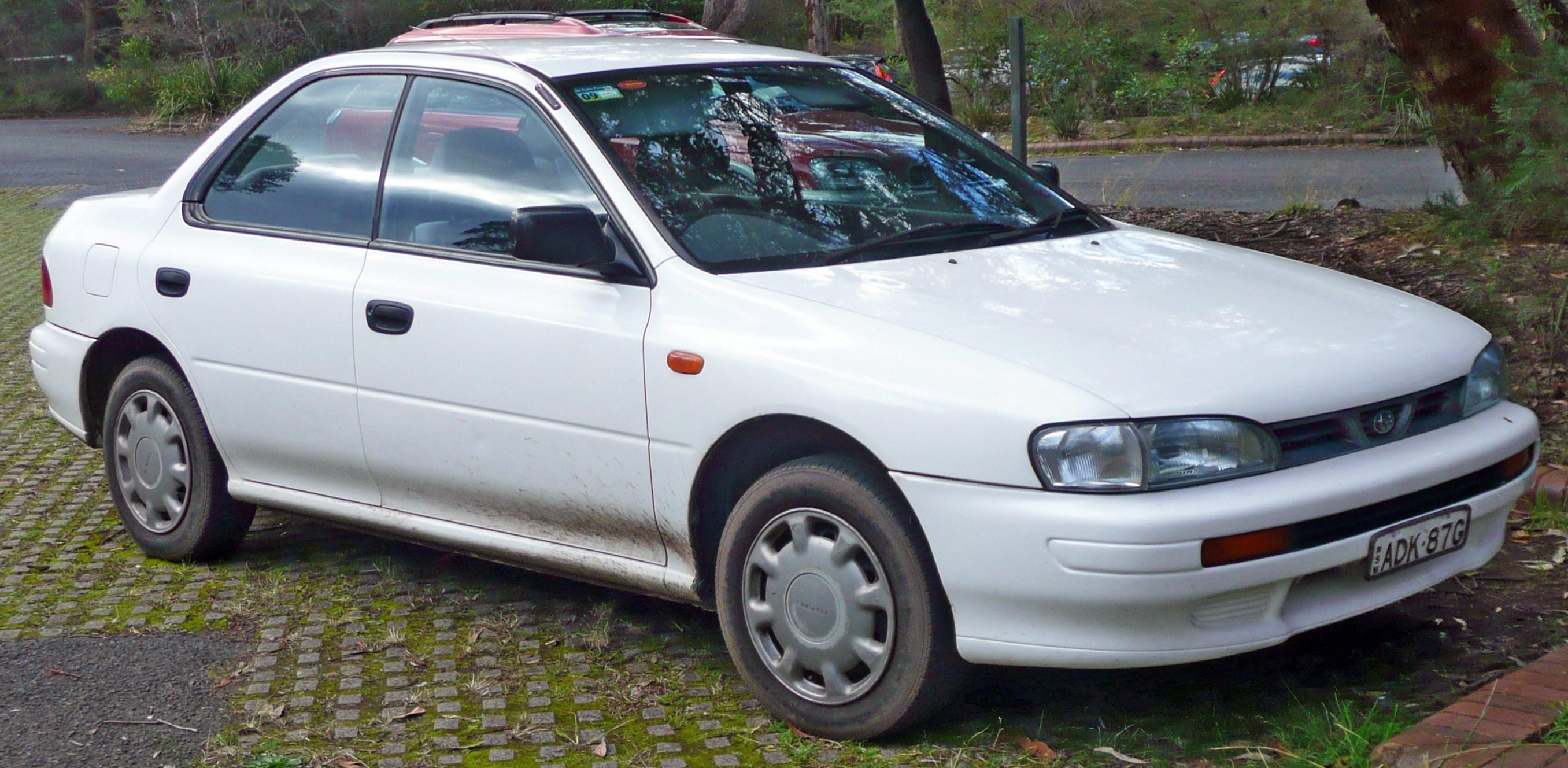 1995 Subaru Impreza Image 2
