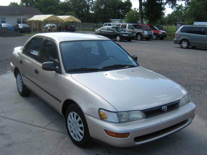 1995 Toyota Corolla Partsopen