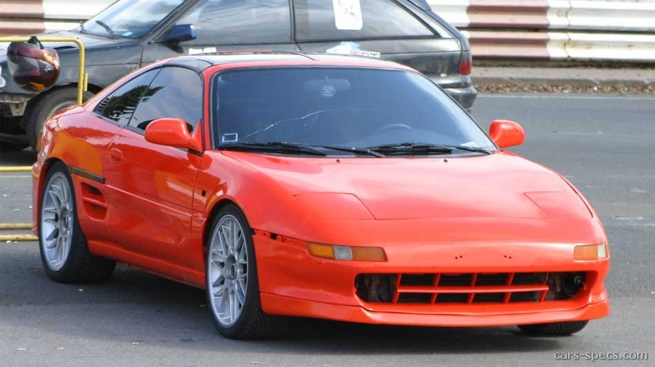 Toyota MR2 #12