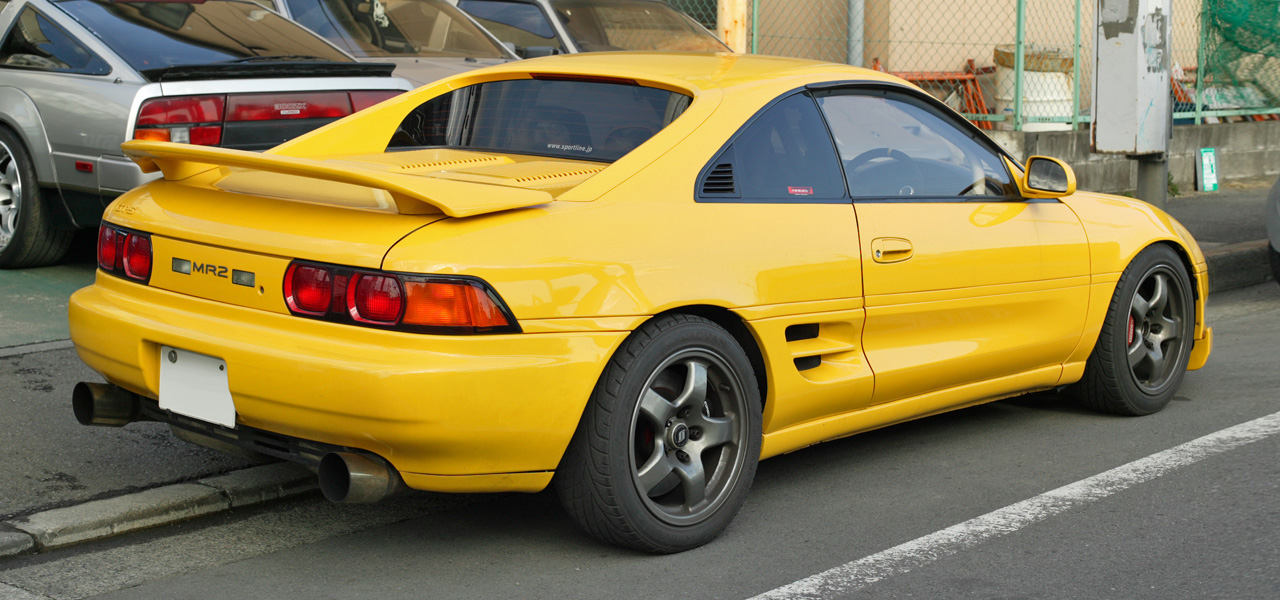 Toyota MR2 #8