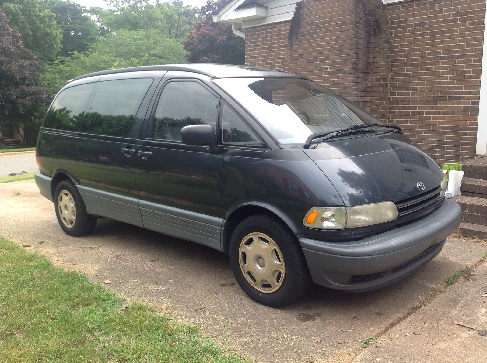 Image Gallery 1995 Toyota Sienna