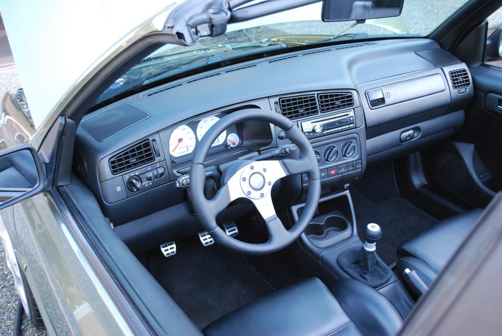1995 volkswagen cabrio image 12