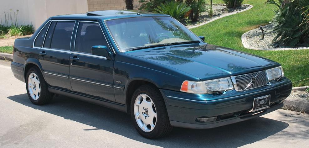 1995 Volvo 940 Image 13