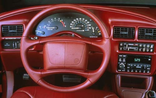 1995 Buick Regal 4 dr Cus