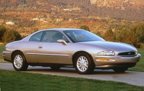 1995 Buick Riviera 2 Dr S exterior #1