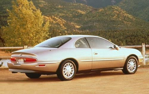 1995 Buick Riviera 2 Dr S exterior #5