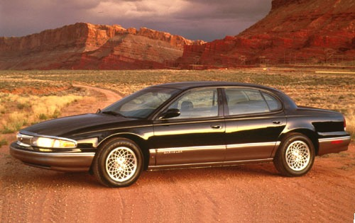 1995 Chrysler New Yorker  exterior #1