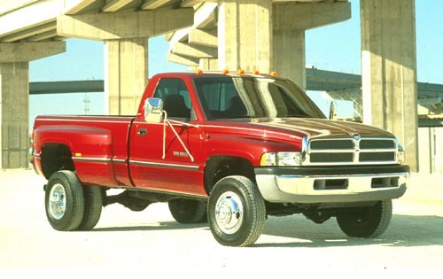 1995 Dodge Ram Pickup 3500 Image 1