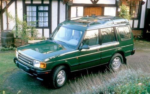 1995 Land Rover Discovery exterior #2