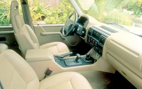 1995 Land Rover Discovery exterior #5