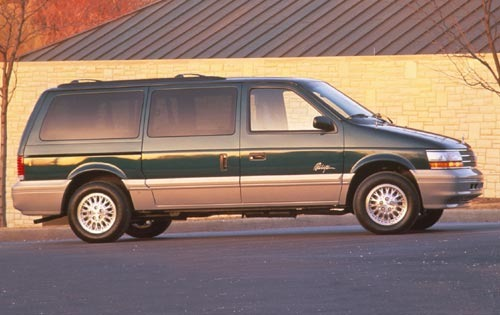1995 Plymouth Voyager 2 D exterior #2