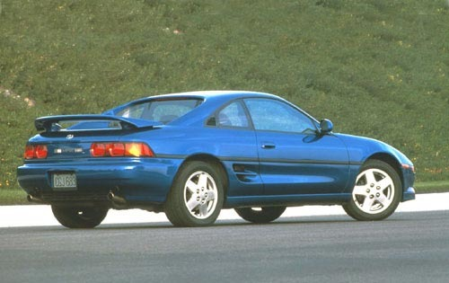 1995 Toyota MR2 2 Dr STD  exterior #2
