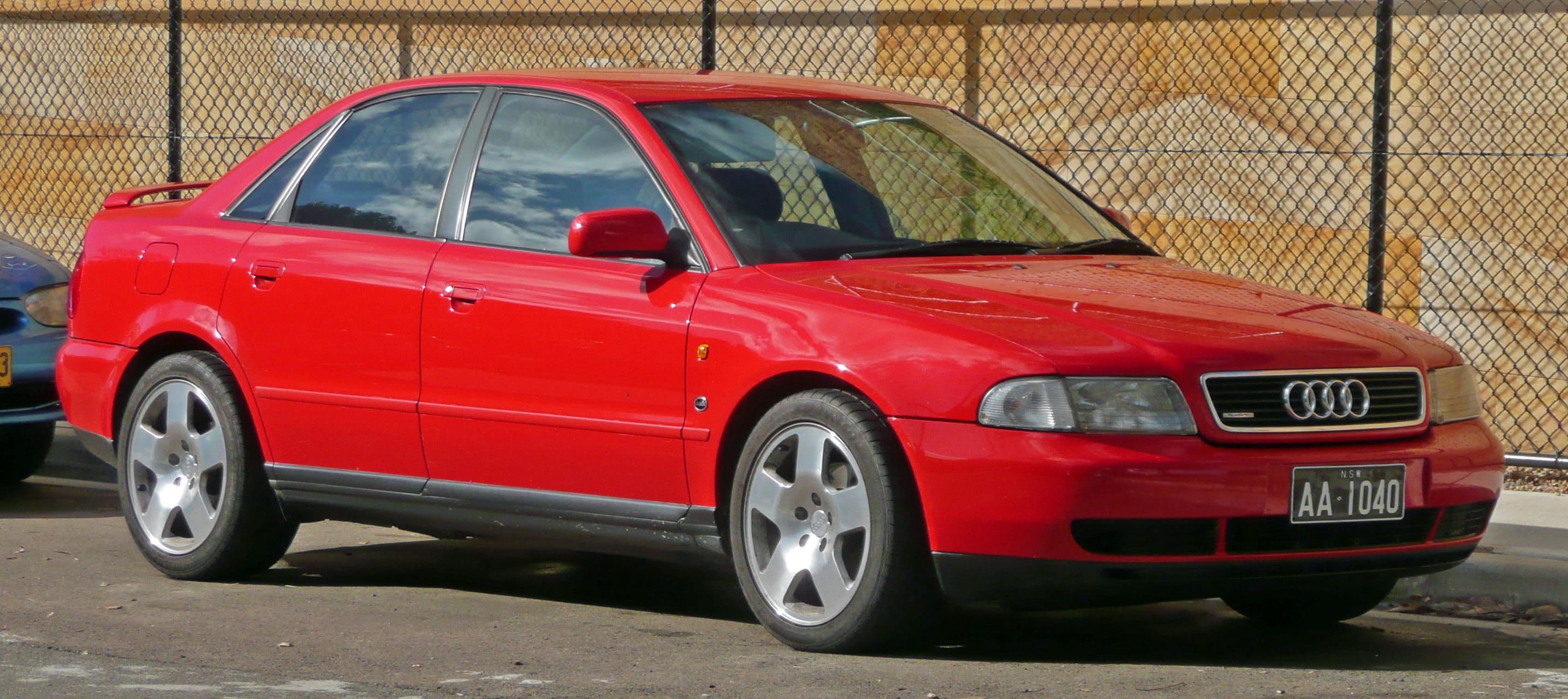 1996 Audi A4 #3 Audi A4 #3