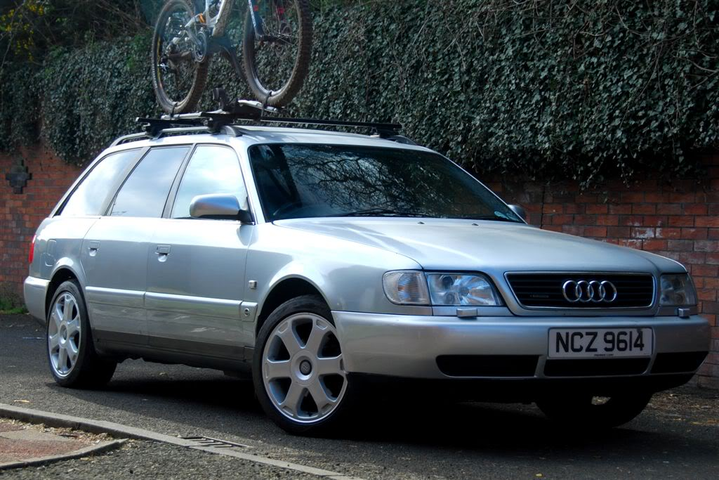 1996 Audi A6 Information And Photos Zombiedrive