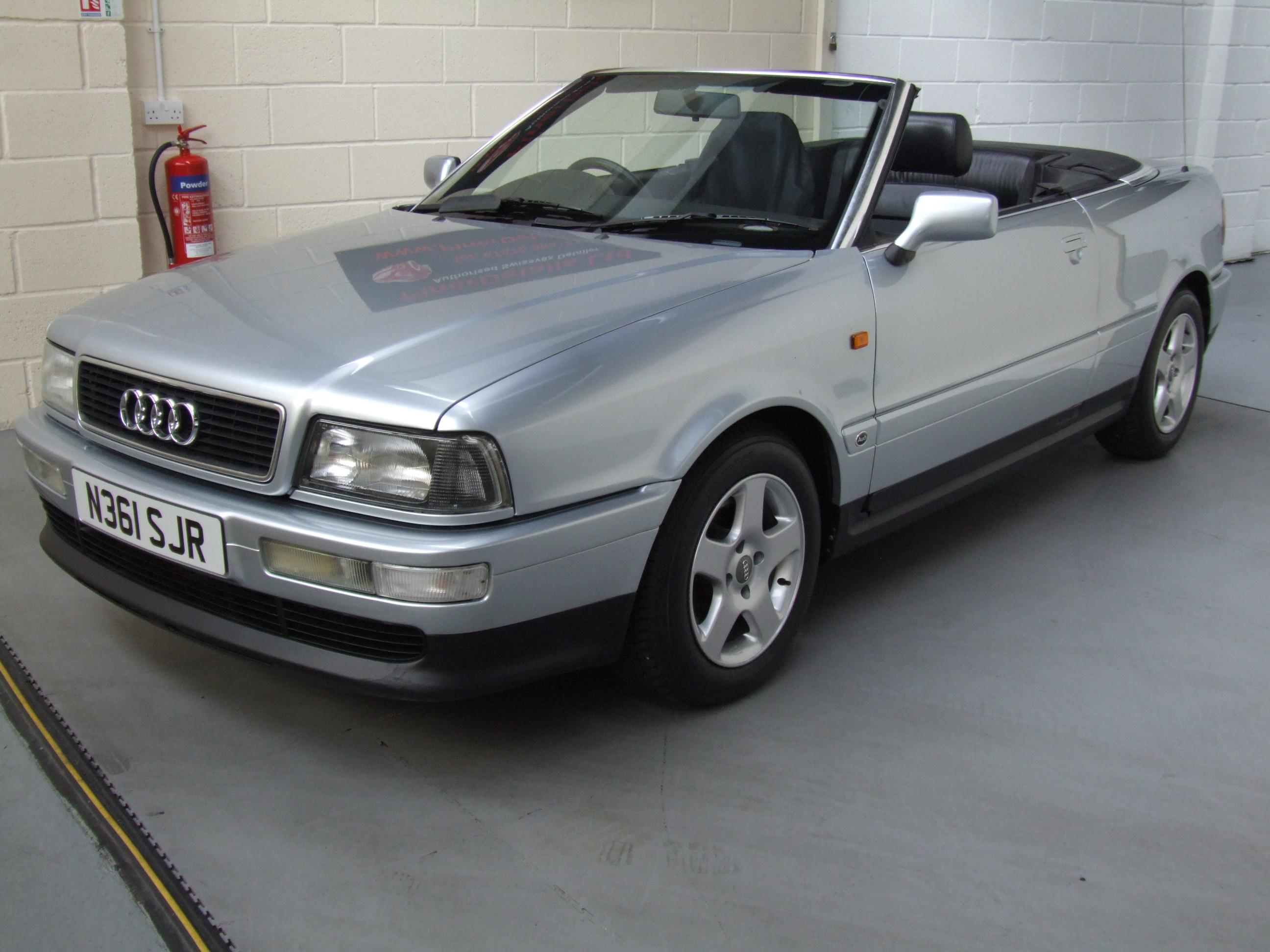 1996 Audi Cabriolet Image 6