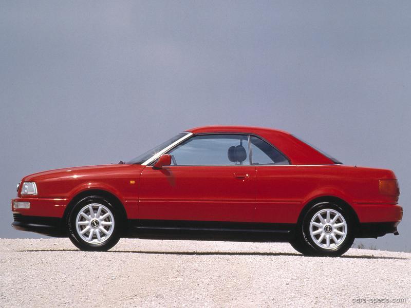 1996 Audi Cabriolet Image 2