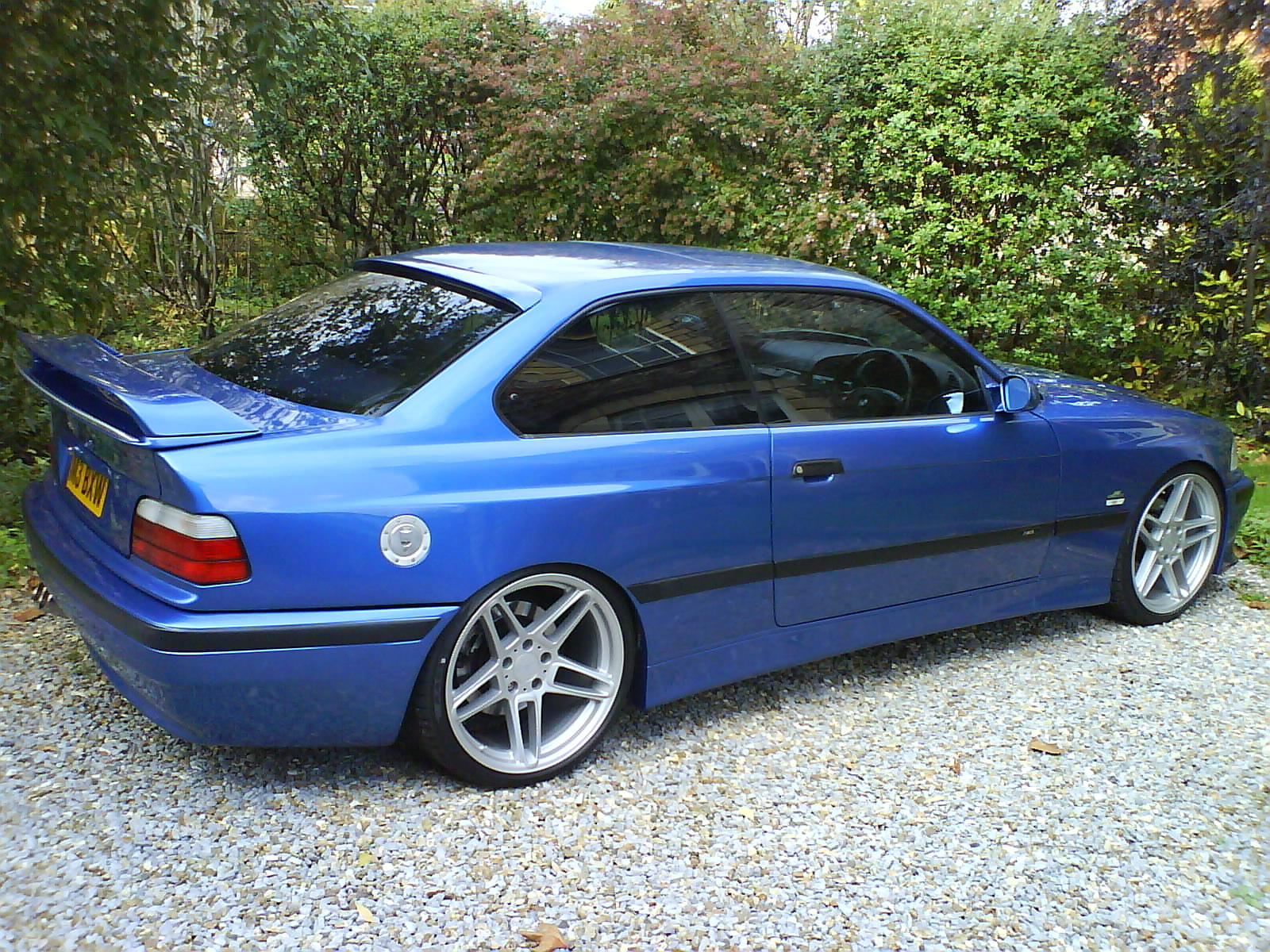 1996 BMW M3 - Information and photos - ZombieDrive