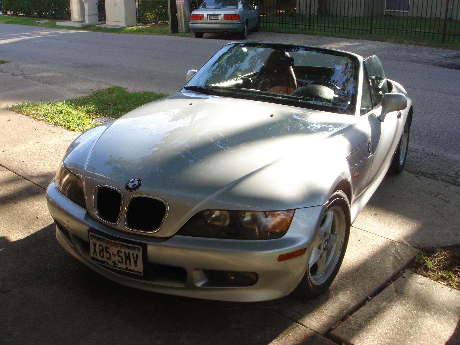 1996 Bmw Z3 Image 6