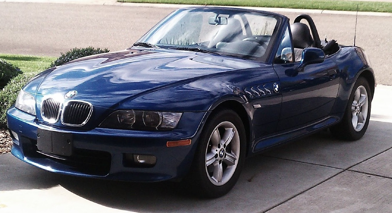 1996 Bmw Z3 Information And Photos Zombiedrive