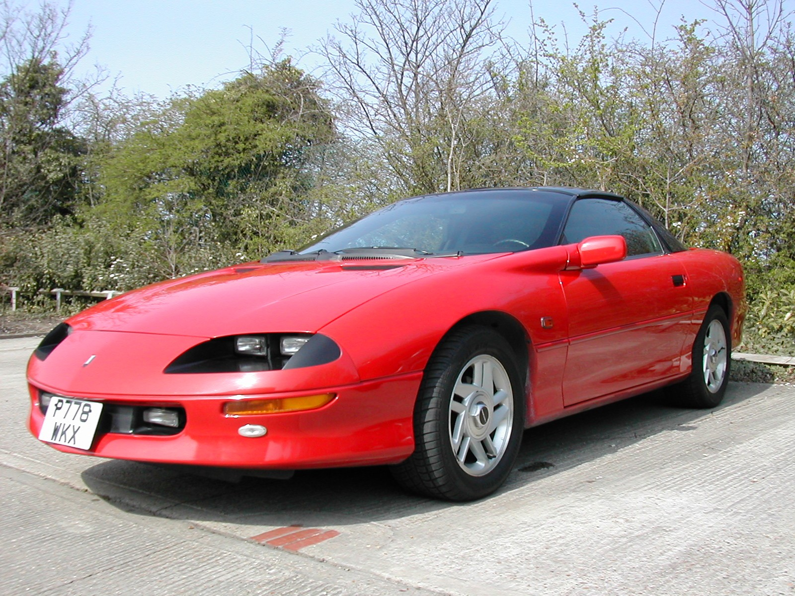 1996 Chevrolet Camaro - Information And Photos