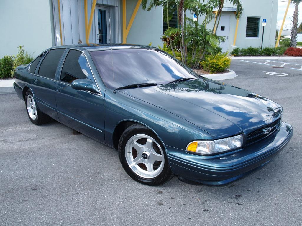 1996 chevrolet impala 9 chevrolet impala 9