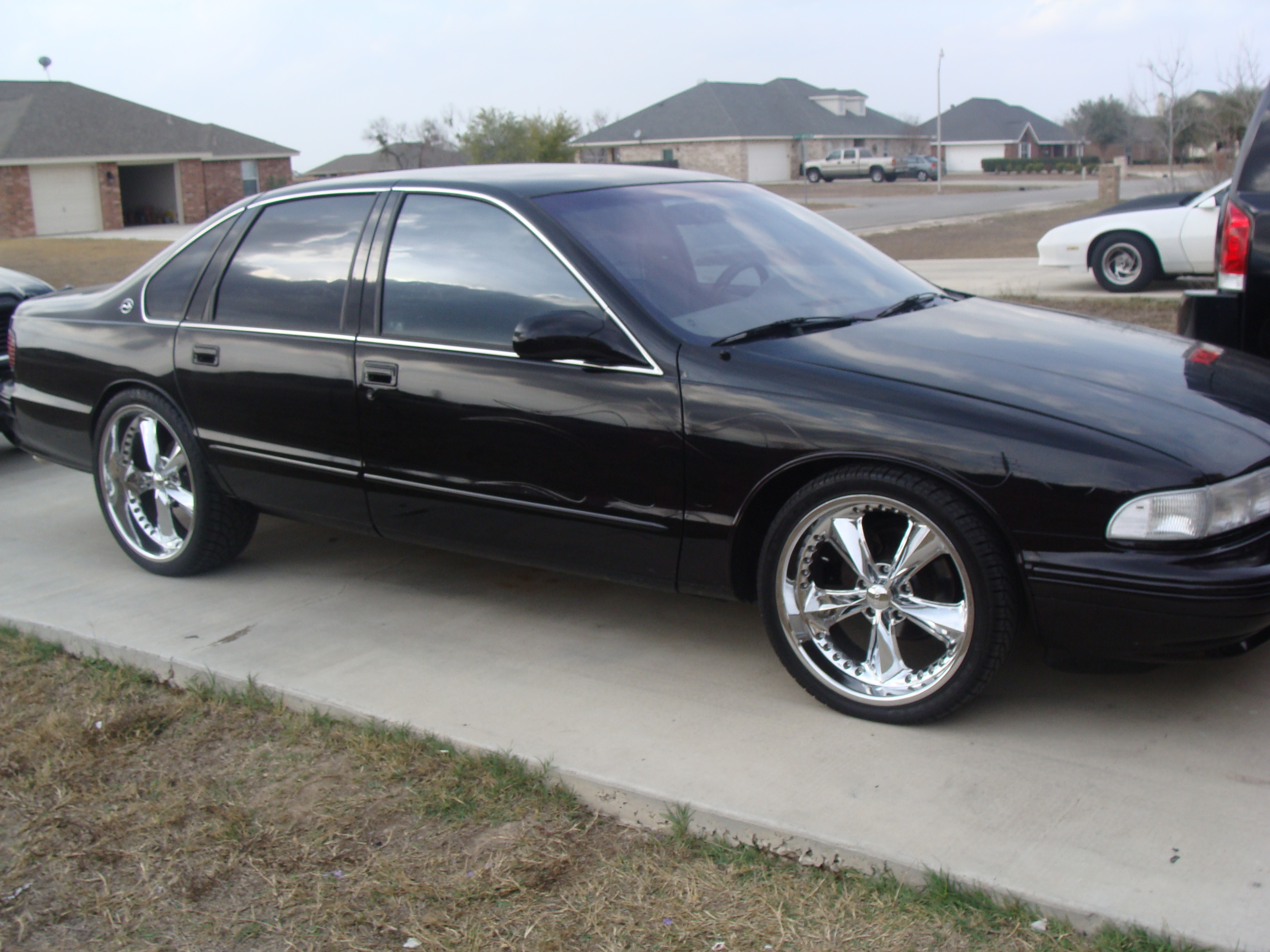 2008 Chevy Impala Specs - carreviewsandreleasedate.com ...