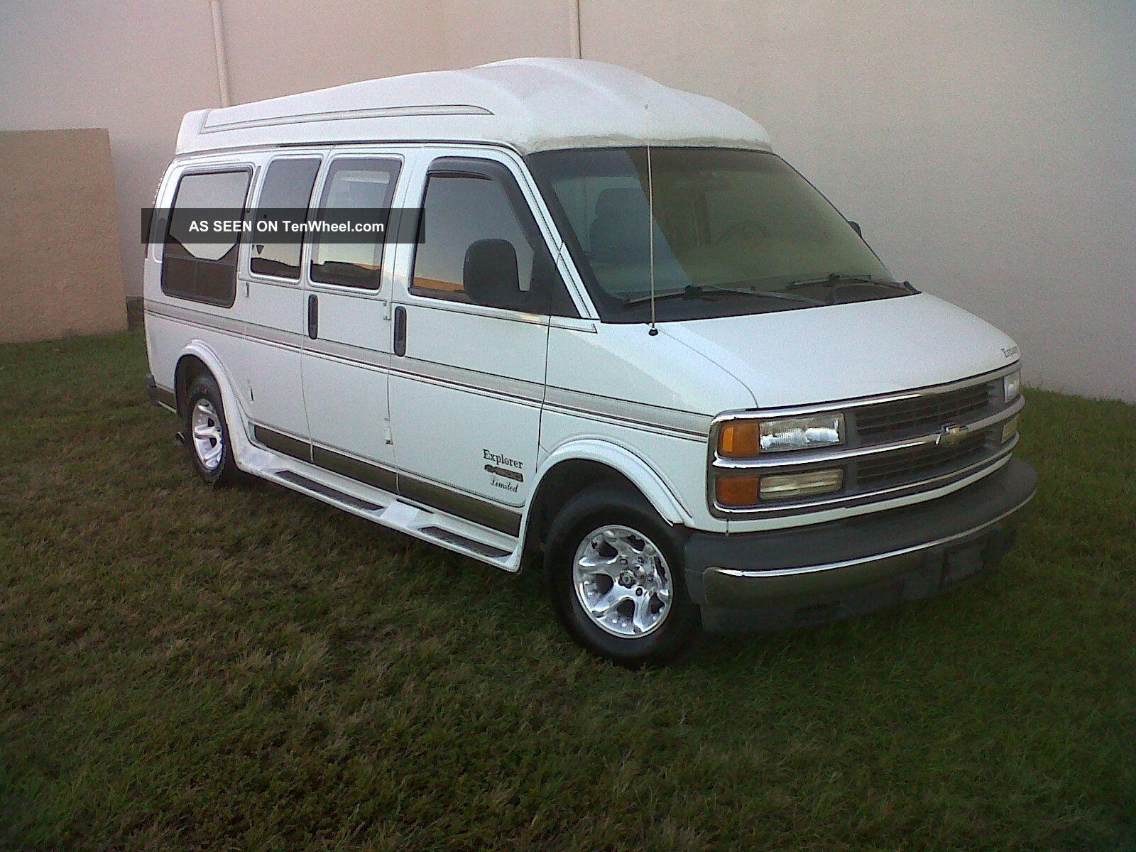 Chevrolet Van 1996 CHEVROLET SPORTVAN - Image #11