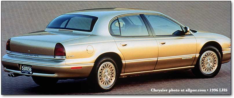 Chrysler >> 1996 CHRYSLER NEW YORKER - Image #7